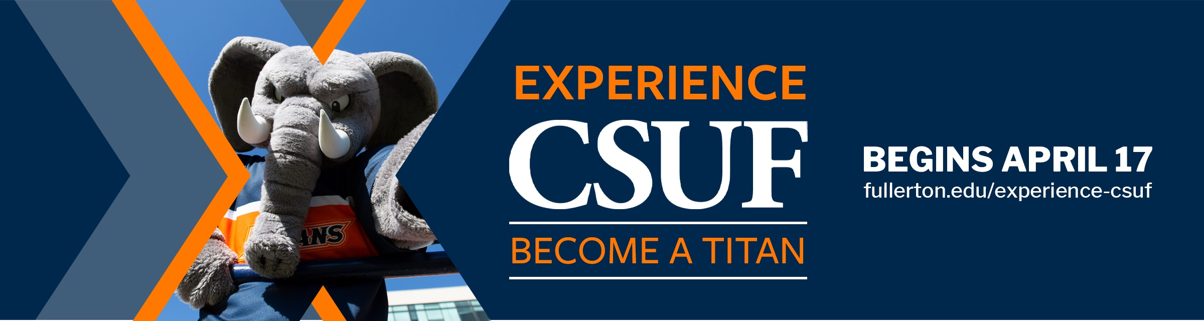 Experience CSUF: Become A Titan